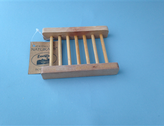 Wooden Soap Tray #2227