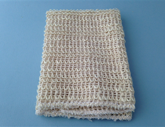 Earthline: Sisal Washcloth Extra Soft Loop 500 Skincare & Spa Products [Misc.]
