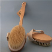 Natural Body Brush 16' #121