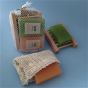 Loofah Soap Combo Gift set # 3368