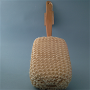 Earthline Natural Sisal Bath Brush