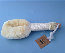 New England/Earthline - Jute Body Brush 507- Natural Bodycare Essentials