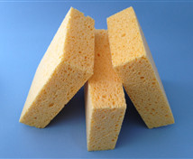 3 Pack Cellulose Sponge-large  #8f-3