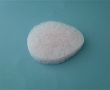 New England Naturals Deep Facial Cleansing Buffing Sponge #211