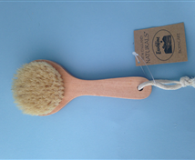 Earthline Natural Bath Brush 10 Inch 1219 Natural Bodycare Essentials