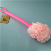 Flower Massage Net Sponge 5inch