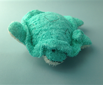 Cotton/flax Scrubby Turtle