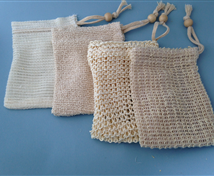 Soap Sack-4 pieces combo 496-4